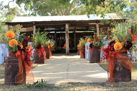 Wedding Venue - Cherrabah Country Weddings 63 on Veilability
