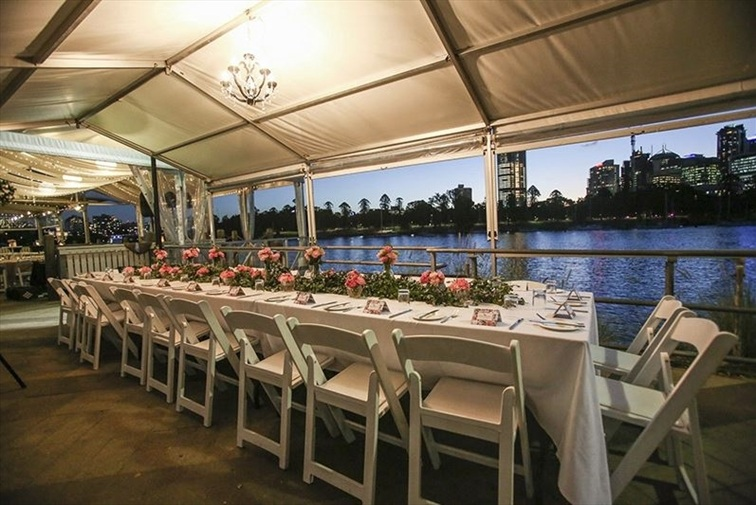 Wedding Venue - Riverlife - Riverside Marquee 1 on Veilability