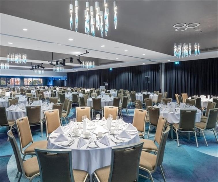 Wedding Venue - Pullman Brisbane King George Square 2 on Veilability