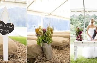 Wedding Venue - Mavis's Kitchen & Cabins 7 on Veilability