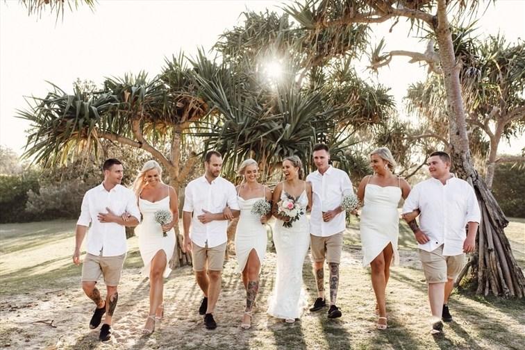 Wedding Venue - The Lakehouse Sunshine Coast 1 on Veilability