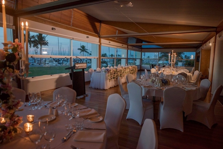 Wedding Venue - Royal Queensland Yacht Squadron 16 on Veilability
