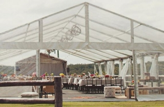 Wedding Venue - Spicers Hidden Vale - Luxury Outdoor Marquee 3 on Veilability