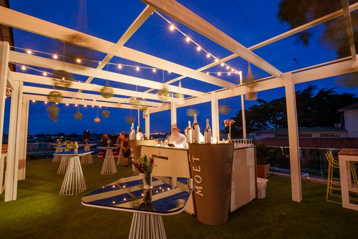 Wedding Venue - Brisbane Racing Club Ltd - The Society Rooftop - Eagle Farm 4 on Veilability