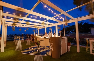 Wedding Venue - Brisbane Racing Club Ltd - The Society Rooftop - Eagle Farm 4 on Veilability
