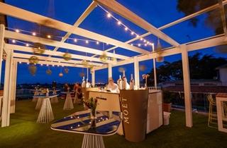 Wedding Venue - Brisbane Racing Club Ltd - The Society Rooftop - Eagle Farm 6 on Veilability