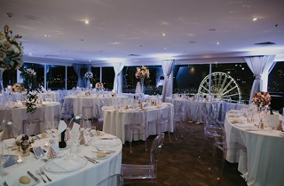 Wedding Venue - Rydges South Bank - Level 12 Rooftop 1 on Veilability