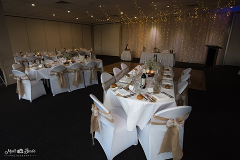 Wedding Venue - Redland Bay Golf Club - Fountain Room 9 on Veilability
