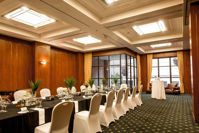 Wedding Venue - Tattersall's Club - The Williams Room 1 on Veilability