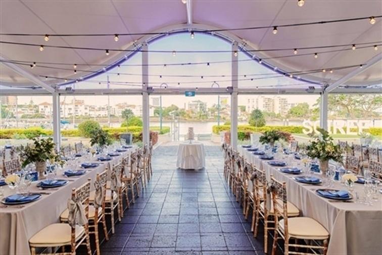 Wedding Venue - The Landing At Dockside 16 on Veilability