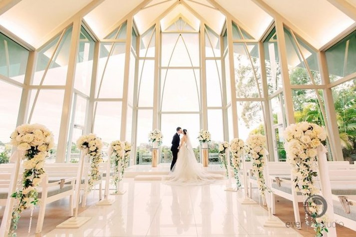 Wedding Venue - Intercontinental Sanctuary Cove Resort 9 on Veilability