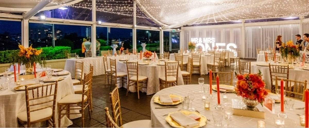 Wedding Venue - The Landing At Dockside - The Harbour Room 5 on Veilability