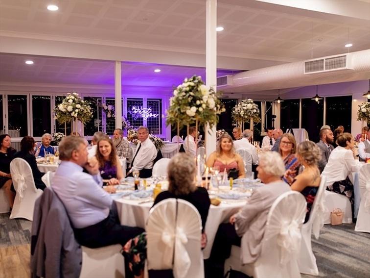 Wedding Venue - Tangalooma Island Resort - Waterfront Pavilion 5 on Veilability