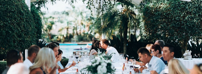 Wedding Venue - Intercontinental Sanctuary Cove Resort - The Fountain Terrace 1 on Veilability