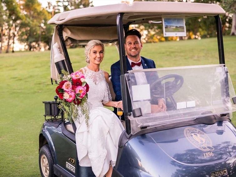 Wedding Venue - Tennysons Garden at The Brisbane Golf Club 30 on Veilability
