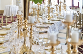 Wedding Venue - Treasury Heritage Hotel - Ryan's Private Dining Room 3 on Veilability