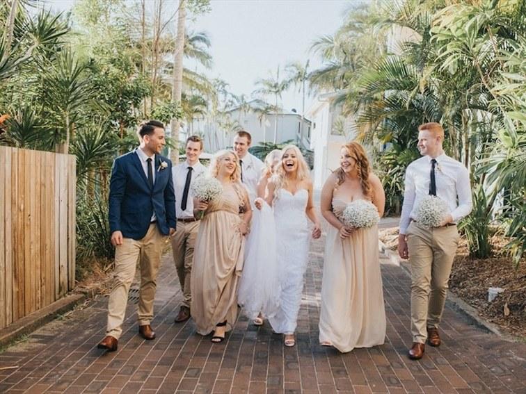 Wedding Venue - Tangalooma Island Resort 23 on Veilability