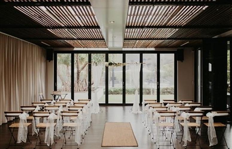 Wedding Venue - RACV Noosa Resort - Undercover Terrace 3 on Veilability