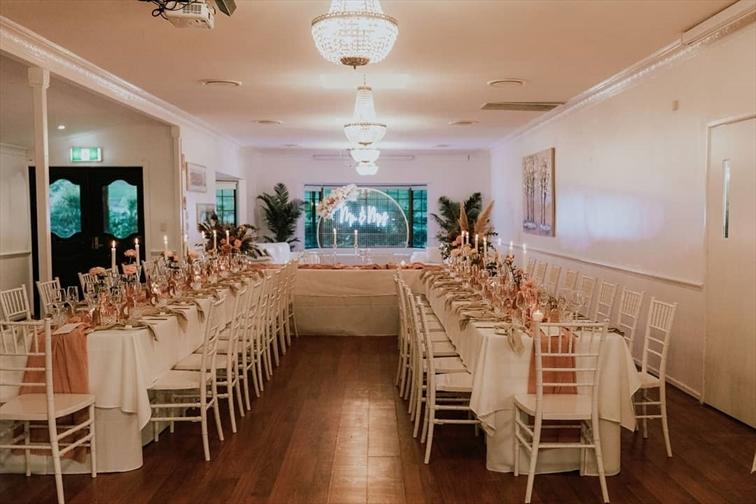 Wedding Venue - Cedar Creek Lodges - The Sanctuary 3 on Veilability
