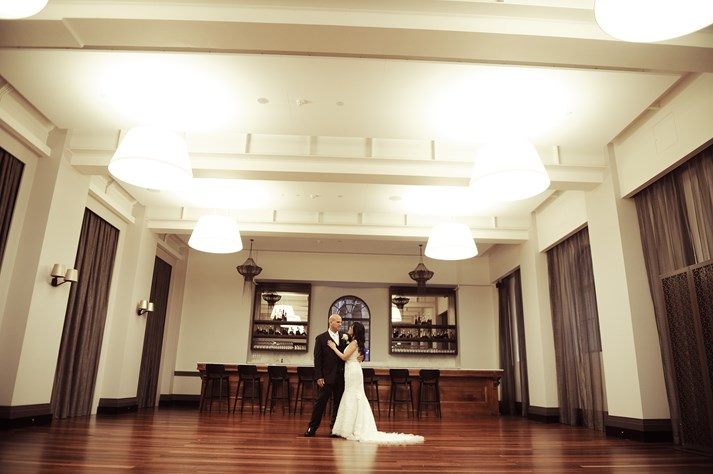 Wedding Venue - Brisbane City Hall - Hamilton Lounge 1 on Veilability