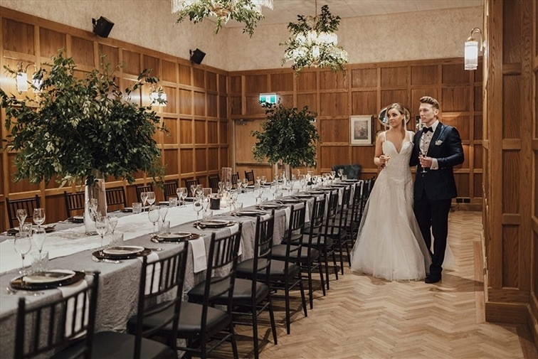 Wedding Venue - Cloudland - The Heritage Room 1 on Veilability