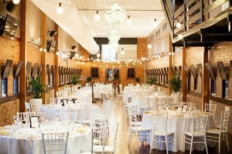 Wedding Venue - Brisbane Racing Club Ltd - The Tote Room - Eagle Farm 8 on Veilability