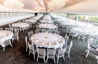 Wedding Venue - Victoria Park Weddings - The Marquee 2 - The Marquee on Veilability