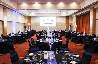 Wedding Venue - Novotel Surfers Paradise - Grand Ballroom  8 on Veilability