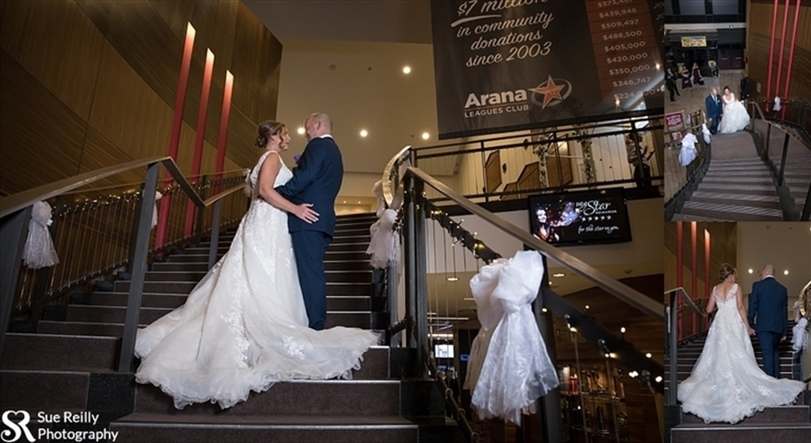 Wedding Venue - Arana Leagues Club Ltd 18 on Veilability